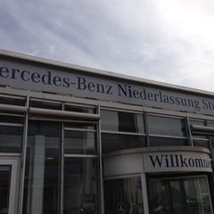 Photo taken at Daimler Konzernzentrale by @DerekFinke on 4/15/2013