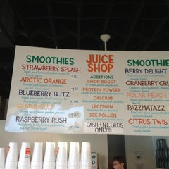 Photo taken at The Juice Shop by Meredith F. on 3/29/2013