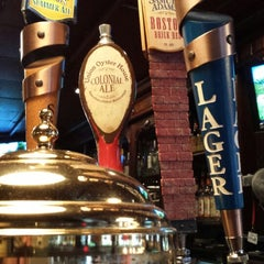 Photo taken at Union Oyster House by fabian l. on 7/20/2013