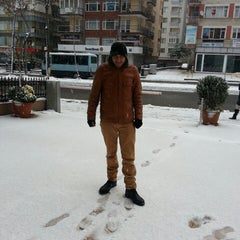 Photo taken at Bahcecik Kuafor by Barıs E. on 12/11/2013