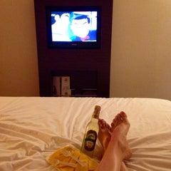 Photo taken at Ibis Hotel Nana by Катюша on 1/31/2016