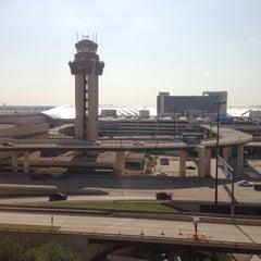 Photo taken at Hyatt Regency DFW International Airport by john v. on 5/1/2013
