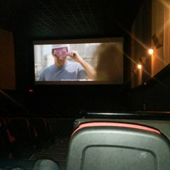 Photo taken at Cinemex Los Pinos by Gustavo D. on 8/31/2014
