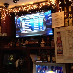 Photo taken at Lilly O'Brien's Bar & Restaurant by James B. on 1/12/2014