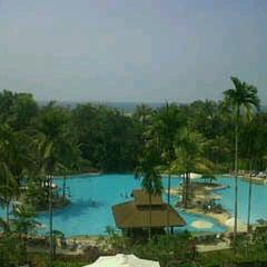 Photo taken at Bintan Lagoon Resort by Alia R. on 3/30/2013