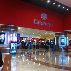 Photo taken at Cinemex by Homero V. on 2/9/2013