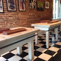 Photo taken at Fernandina's Fantastic Fudge by Mariaya Q. on 5/23/2014