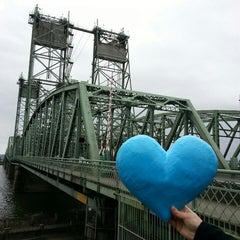 Photo taken at Interstate Bridge by Noland H. on 4/13/2013