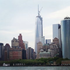 Photo taken at One World Trade Center by Tatiana T. on 5/16/2013