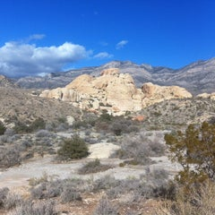 Photo taken at Red Rock Canyon National Conservation Area by Danny B. on 1/27/2013