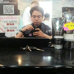 Photo taken at Hair Secret Saloon by Eary S. on 7/12/2015