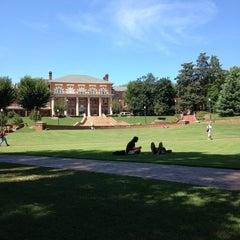 Photo taken at NCSU - Court of North Carolina by Hannah D. on 8/26/2013