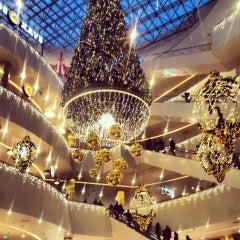 Photo taken at ТРЦ «Галерея» / Galeria Shopping Mall by Katerina K. on 11/14/2013