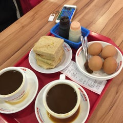 Photo taken at Kopitiam by Francis C. on 10/31/2015