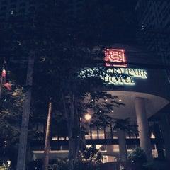 Photo taken at Century Park Hotel by Sarayut W. on 11/2/2012