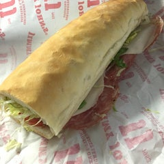 Photo taken at Jimmy John's by Valentino H. on 11/5/2015