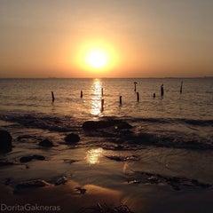 Photo taken at Playa Muerta by Dorita G. on 2/6/2015