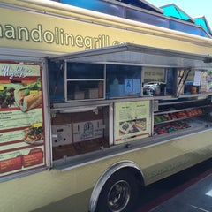Photo taken at Mandoline Grill Truck by David H. on 8/1/2014