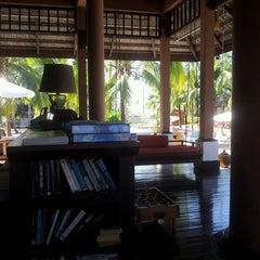 Photo taken at Palm Galleria Resort by Supatra B. on 2/12/2014