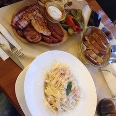Photo taken at Restaurant Bucovina by Ella E. on 9/17/2015