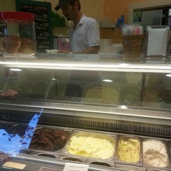 Photo taken at Gelato Gori by Anna T. on 8/13/2014