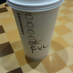 Photo taken at Starbucks 星巴克 by Francis H. on 11/2/2014