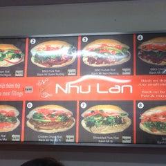 Photo taken at Nhu Lan Bakery by Jason G. on 12/4/2013