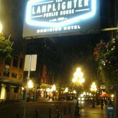 Photo taken at The Lamplighter Public House by Homero C. on 9/21/2012