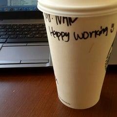 Photo taken at Starbucks by Denny I. on 4/21/2015
