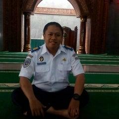 Photo taken at Masjid Raya At Taqwa Kota Cirebon by Angga D. on 8/4/2015