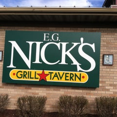 Photo taken at E.G. Nick's Grill and Tavern by Ray B. on 4/25/2015