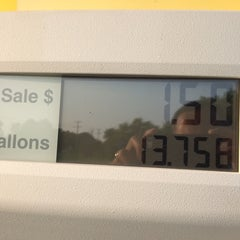 Photo taken at BP by Jason H. on 7/22/2014