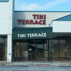 Photo taken at The Tiki Terrace by Jon C. on 1/17/2014