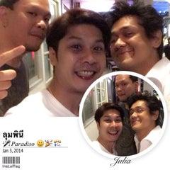 Photo taken at Paradiso Karaoke club by Khun T. on 1/4/2014