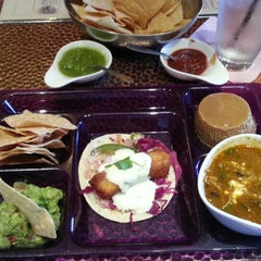 Photo taken at Rosa Mexicano by Roderick U. on 4/29/2013