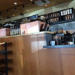 Photo taken at Starbucks by Megan C. on 9/4/2014