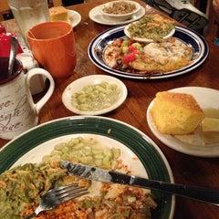 Photo taken at Jestine's Kitchen by Vee B. on 2/6/2013