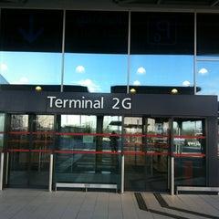 Photo taken at Terminal 2G by Dalas M. on 2/8/2013