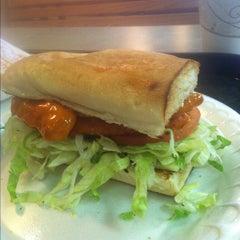 Photo taken at Jim's Steakout by Kraig A. on 11/6/2012