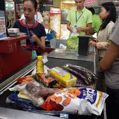 Photo taken at Gaisano Supermarket by Perry Paul L. on 2/21/2014