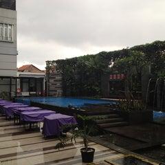 Photo taken at Aston Primera Pasteur Hotel by Natalia C. on 12/15/2012