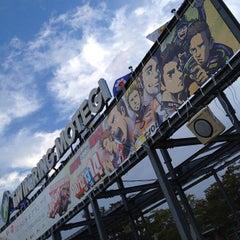 Photo taken at ツインリンクもてぎ (Twin Ring Motegi) by Yankinu on 10/11/2012