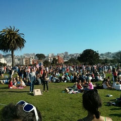 Photo taken at Fort Mason by Noah W. on 7/5/2013