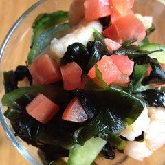 Photo taken at Kushi Izakaya & Sushi by Ari K. on 2/7/2013