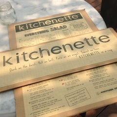 Photo taken at kitchenette by Astrid V. on 9/29/2012
