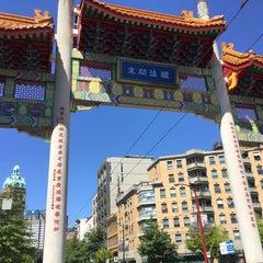 Photo taken at Chinatown by Fauzi F. on 7/29/2015