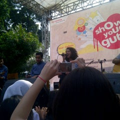 Photo taken at SMAN 28 Jakarta by Navyra P. on 2/25/2013