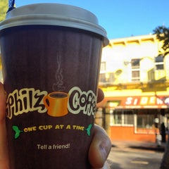 Photo taken at Philz Coffee by Ben S. on 12/8/2012