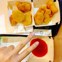 Photo taken at McDonald's by JingWen C. on 12/11/2014