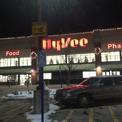 Photo taken at Hy-Vee by Joe C. on 12/30/2012